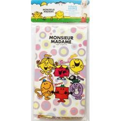 pinata carton Monsieur Madame