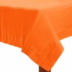 1 nappe papier 140*280 orange