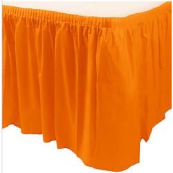 1 juppe plastique 74cm*430cm