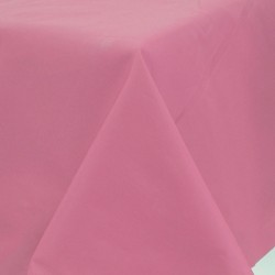 Nappe papier 140*280 rose