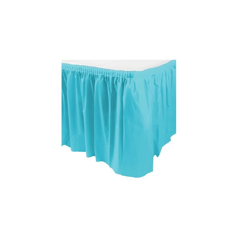 Juppe plastique pour tables et buffets for Peinture pour table plastique