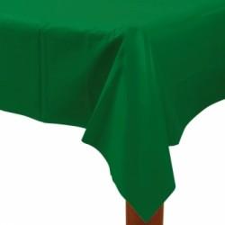 Nappe papier 140*280 vert