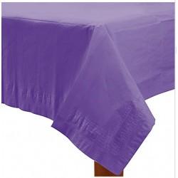 1 nappe papier 140*280 violet