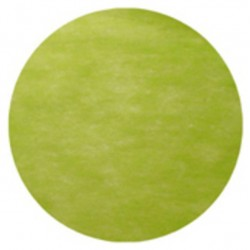 Sets table rond 34 cm anis AMSCAN ANIS KIWI