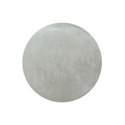 Sets table rond 34 cm gris