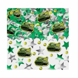 confettis table camouflage 14 grs