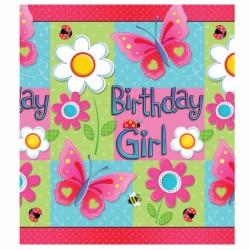 NAPPE GARDEN GIRL Birthday Girl