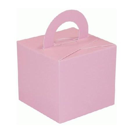 Rose boite bouquets ballons et centres table et cadeaux, Boites Décoration Ø Lester Pour Bouquets Ballons, Centres Table, Ca...