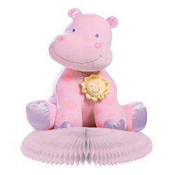 Centre de table HIPPO 25.4 CM