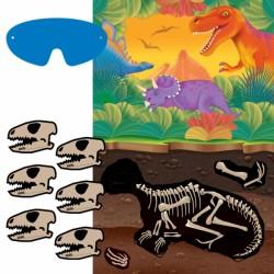 JEUX PREHISTOIRE Dinosaures