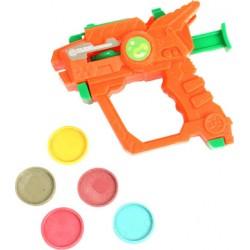 3 pistolets lance disque 9cm