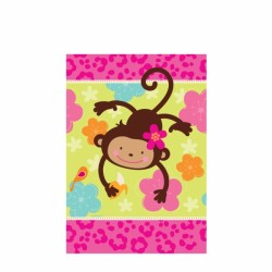 NAPPE PAPIER MONKEY LOVE