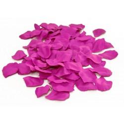 sachet de 144 petales fuschia