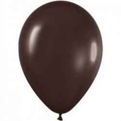 chocolat perlé 12 cm poche de 100 5 476 SEMPERTEX Sempertex 12 cm Satin Perle et Métal