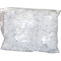 confettis blanc 100 grammes