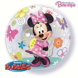 bubble imprimé MINNIE