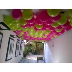 ballon gonflés hélium IDF 40 CM