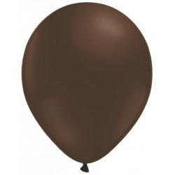 CHOCOLAT opaque 28 cm EN POCHE DE 25