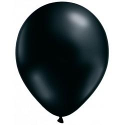 Noir opaque 30 cm poche de 50