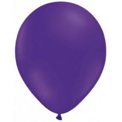 VIOLET ballons standardopaque 7.5cm diamètre POCHE DE 25