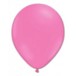 ROSE ballons standard opaque 7.5cm diamètre POCHE DE 25