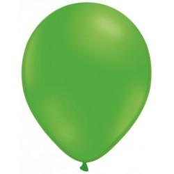 ballons standard VERT PRINTEMPS opaque 7.5 cm diamètre POCHE DE 25