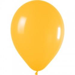 Jaune d'or opaque 30 cm poche de 25