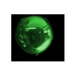 Ballon Mylar sphère VERT 18 CM BWS Mylar Ballons Sphere