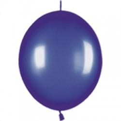 METAL BLEU 540 link o loon 15 centimètre diamètre POCHE DE 100
