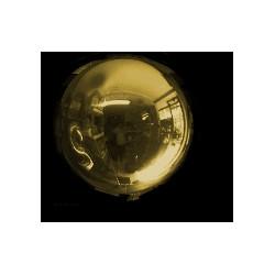 Ballon Mylar sphère OR 40 CM BWS Mylar Ballons Sphere