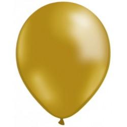OR ballons métal 25 cm diamètre POCHE DE 1005348_87671980 BWS 25 cm Métallisé (pour décoration air ou hélium )