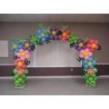 ARCHE FLEURS 8M Décorations Ballons Commerces Et Centres Commerciaux