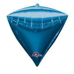 PYRAMIDE BLEU 38 CM2834599 AMSCAN Pyramide Ballons Metal