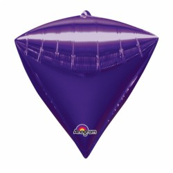 PYRAMIDE VIOLET 38 CM2834299 AMSCAN Pyramide Ballons Metal