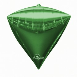 PYRAMIDE VERT 38 CM3194699 AMSCAN Pyramide Ballons Metal