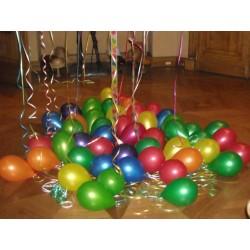 ballons gonflé air sans installation IDF Les Ballons Gonfles