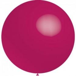ballons 40 cm diamètre FUSCHIA * 5