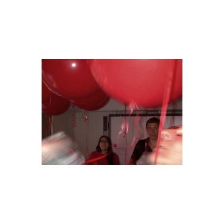 ballon gonflés hélium IDF 55 CM