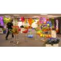 FLEUR BALLONS HELIUM Décorations Ballons Commerces Et Centres Commerciaux