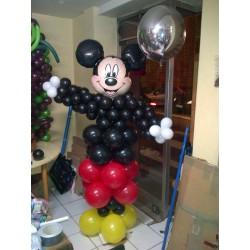 COLONNE PERSONNAGE Les Décorations Ballons Anniversaires