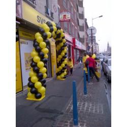 ARCHE 3m*3m Décorations Ballons Commerces Et Centres Commerciaux
