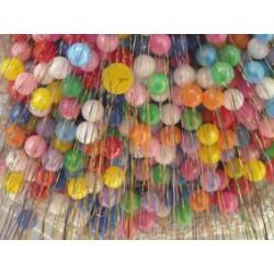 100 ballons 28 cm gonflés hélium IDF + leste