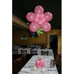 FLEUR BALLONS HELIUM Les Bouquets