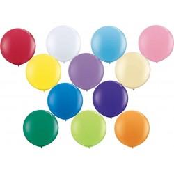 ballon gonflés hélium IDF 90 CM Ø