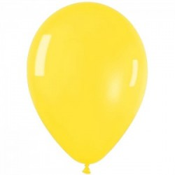 jaune cristal 12 cm poche de 100