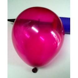 ballons standard bordeaux 12 cm POCHE DE 100 BALLONS