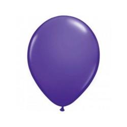 opaque VIOLET 35 cm POCHE DE 25 BALLONSbws violet BWS 35 cm Opaque