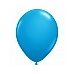 opaque bleu 35 cm POCHE DE 5 BALLONS
