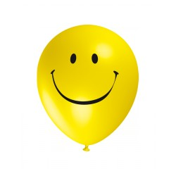 SMILE 12CM Ø BALLONS PLUS POCHE 255smile BWS 260 BALLONS SAUCISSES SCULPTURE ET DECORATION