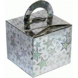 boites holographique argent et étoiles22098 Oaktree OR
